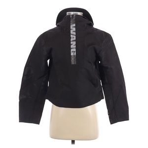 2014 ALEXANDER WANG x H&M Black Windbreaker Jacket